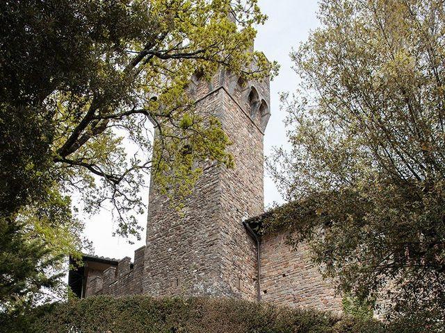 Il matrimonio di Corey e Carlotta a Barberino di Mugello, Firenze 93