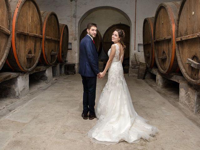 Il matrimonio di Corey e Carlotta a Barberino di Mugello, Firenze 100