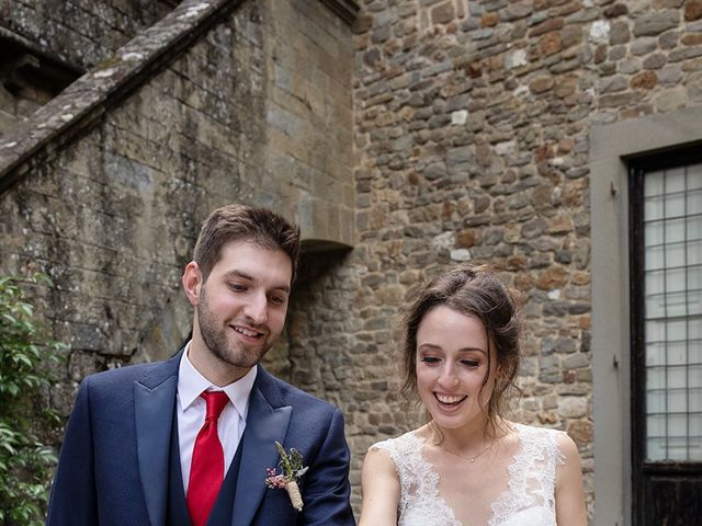 Il matrimonio di Corey e Carlotta a Barberino di Mugello, Firenze 102