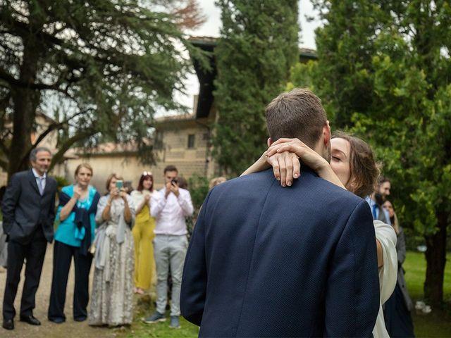 Il matrimonio di Corey e Carlotta a Barberino di Mugello, Firenze 108