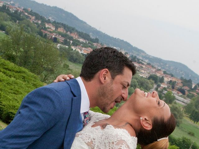 Il matrimonio di Alessandro e Ilaria a Briosco, Monza e Brianza 13