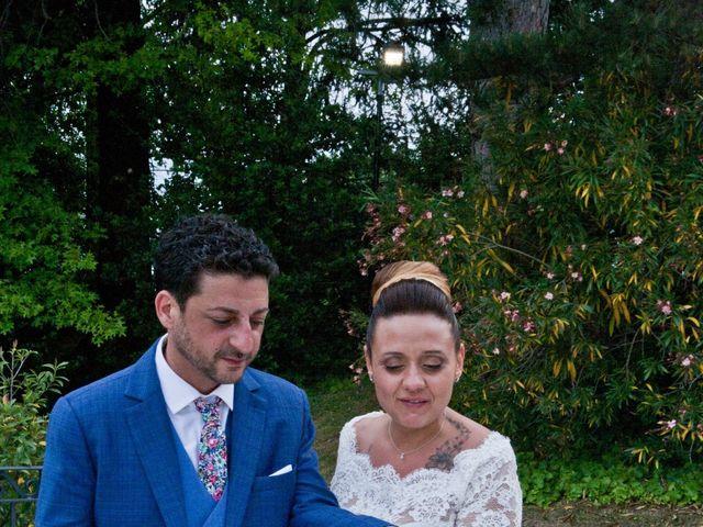 Il matrimonio di Alessandro e Ilaria a Briosco, Monza e Brianza 17