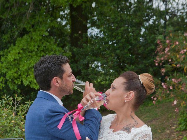 Il matrimonio di Alessandro e Ilaria a Briosco, Monza e Brianza 19
