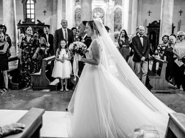 Il matrimonio di Enrico e Carmen a Meldola, Forlì-Cesena 35