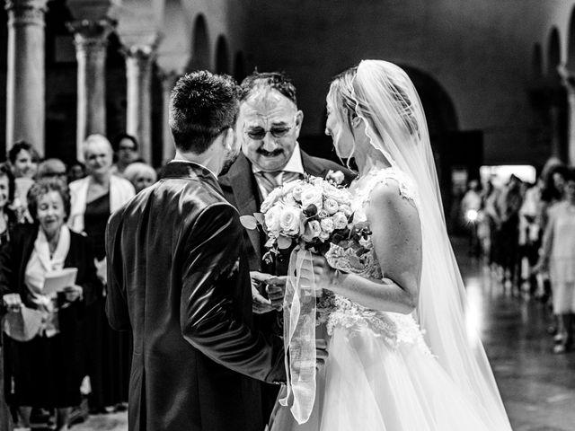 Il matrimonio di Enrico e Carmen a Meldola, Forlì-Cesena 36