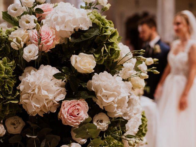 Il matrimonio di Enrico e Carmen a Meldola, Forlì-Cesena 37