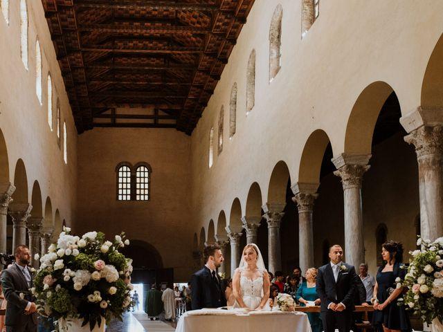 Il matrimonio di Enrico e Carmen a Meldola, Forlì-Cesena 38