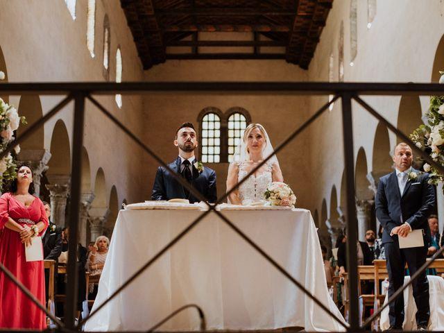 Il matrimonio di Enrico e Carmen a Meldola, Forlì-Cesena 40