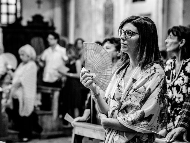 Il matrimonio di Enrico e Carmen a Meldola, Forlì-Cesena 42