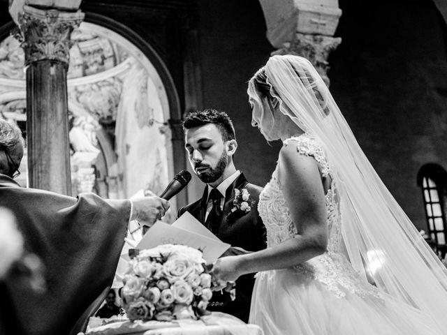 Il matrimonio di Enrico e Carmen a Meldola, Forlì-Cesena 47