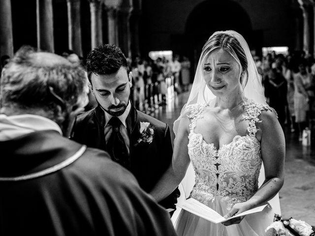 Il matrimonio di Enrico e Carmen a Meldola, Forlì-Cesena 48