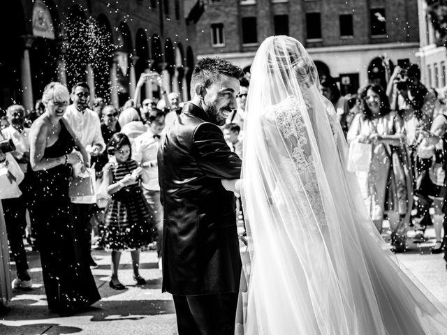 Il matrimonio di Enrico e Carmen a Meldola, Forlì-Cesena 55