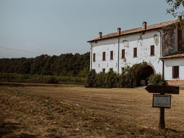 Il matrimonio di Enrico e Carmen a Meldola, Forlì-Cesena 57