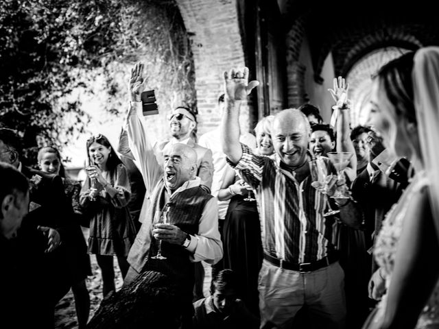 Il matrimonio di Enrico e Carmen a Meldola, Forlì-Cesena 69