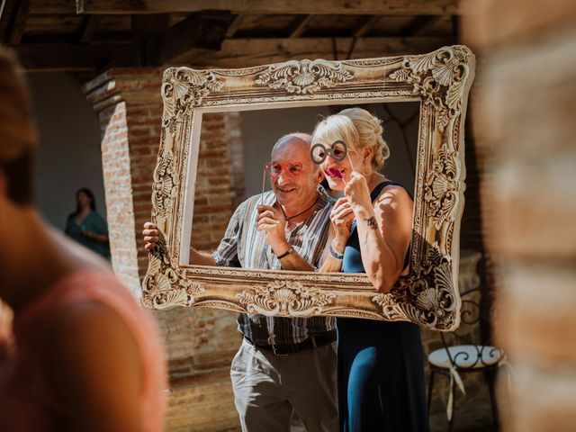 Il matrimonio di Enrico e Carmen a Meldola, Forlì-Cesena 71