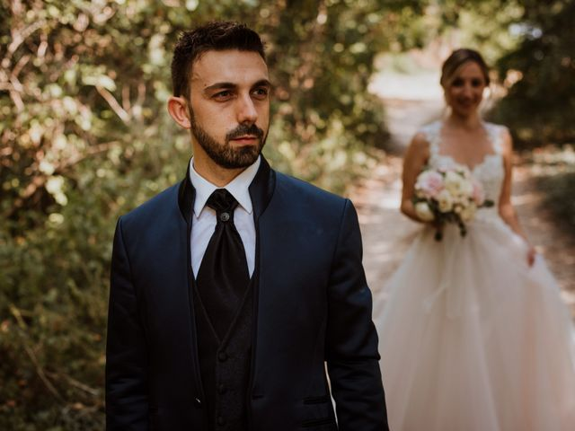 Il matrimonio di Enrico e Carmen a Meldola, Forlì-Cesena 73