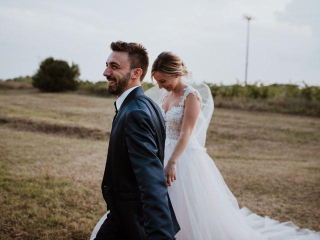Il matrimonio di Enrico e Carmen a Meldola, Forlì-Cesena 76