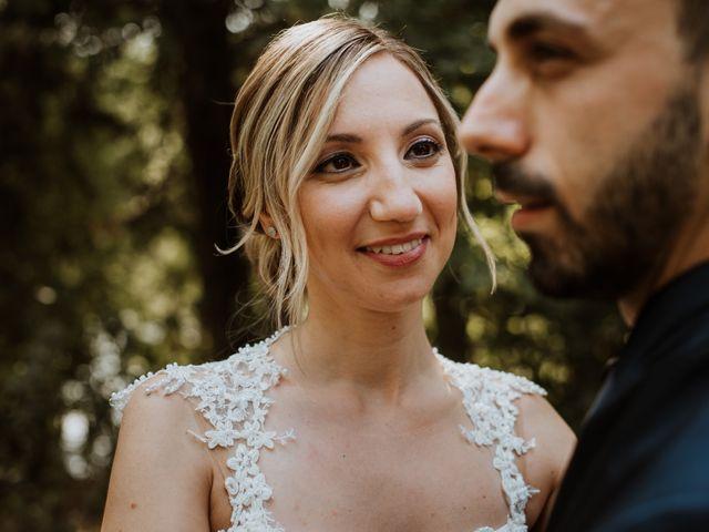 Il matrimonio di Enrico e Carmen a Meldola, Forlì-Cesena 79