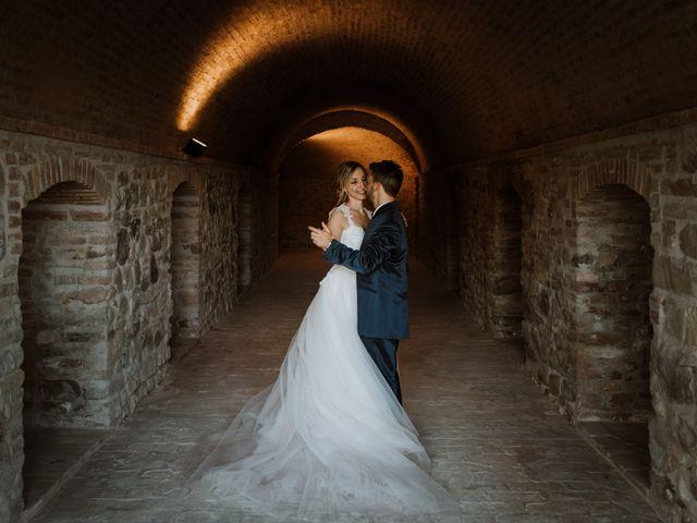 Il matrimonio di Enrico e Carmen a Meldola, Forlì-Cesena 81