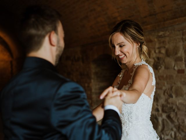 Il matrimonio di Enrico e Carmen a Meldola, Forlì-Cesena 82