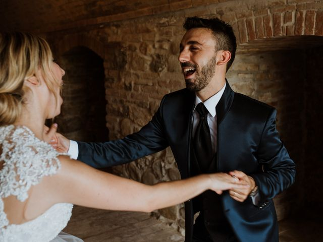 Il matrimonio di Enrico e Carmen a Meldola, Forlì-Cesena 85