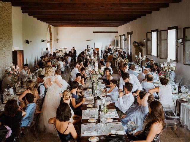 Il matrimonio di Enrico e Carmen a Meldola, Forlì-Cesena 87
