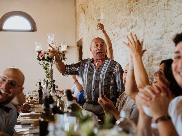 Il matrimonio di Enrico e Carmen a Meldola, Forlì-Cesena 90