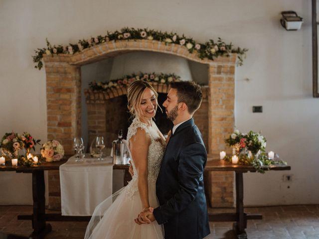Il matrimonio di Enrico e Carmen a Meldola, Forlì-Cesena 91