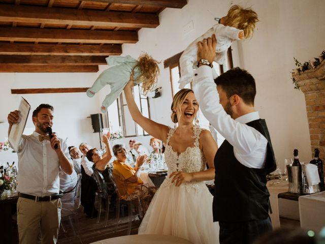 Il matrimonio di Enrico e Carmen a Meldola, Forlì-Cesena 97