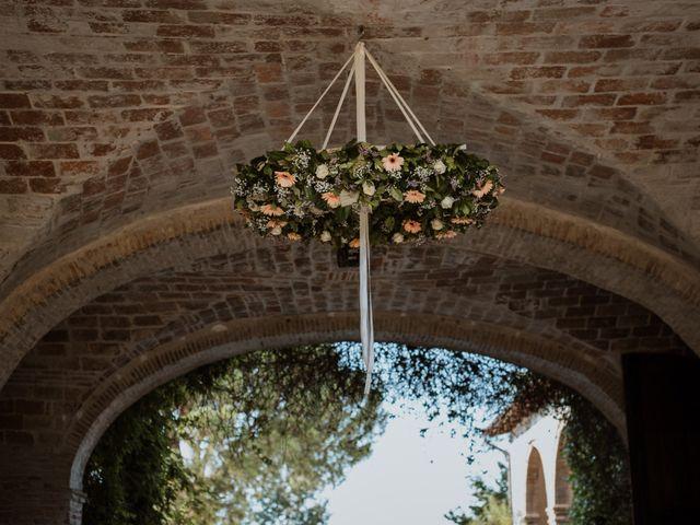 Il matrimonio di Enrico e Carmen a Meldola, Forlì-Cesena 98