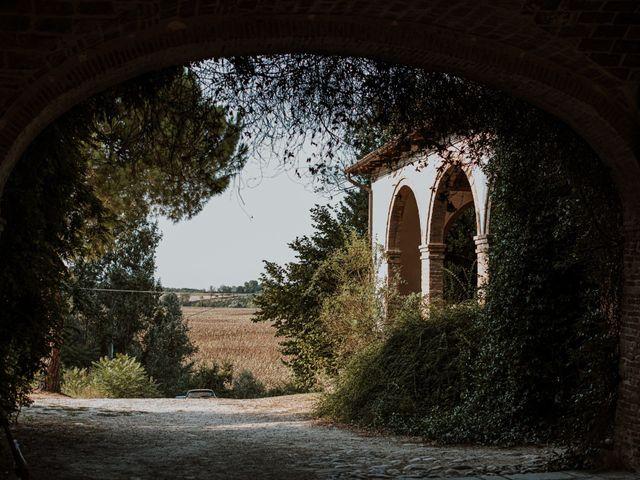 Il matrimonio di Enrico e Carmen a Meldola, Forlì-Cesena 100