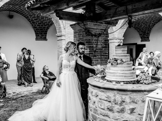 Il matrimonio di Enrico e Carmen a Meldola, Forlì-Cesena 101