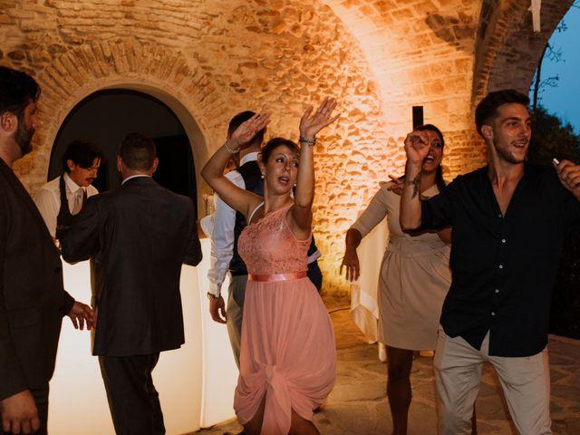 Il matrimonio di Enrico e Carmen a Meldola, Forlì-Cesena 108