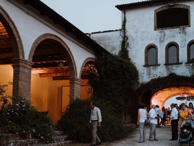 Il matrimonio di Enrico e Carmen a Meldola, Forlì-Cesena 110