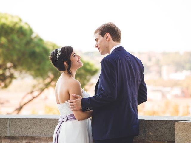 Il matrimonio di Tommaso e Arianna a Roma, Roma 1
