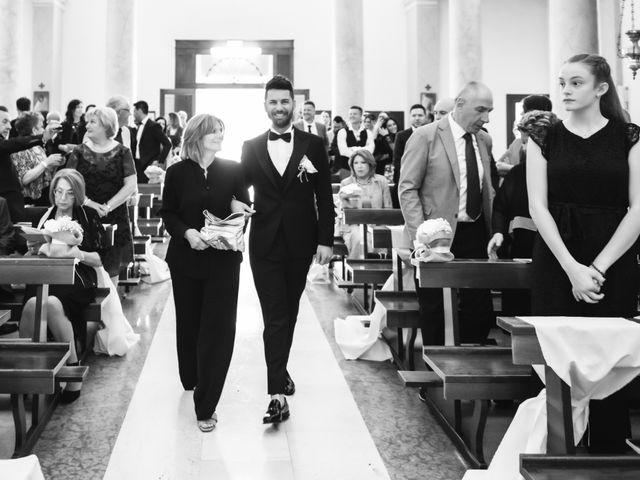 Il matrimonio di Alessandro e Alessia a Mira, Venezia 14