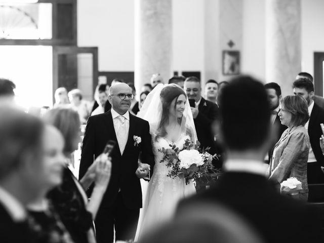 Il matrimonio di Alessandro e Alessia a Mira, Venezia 17