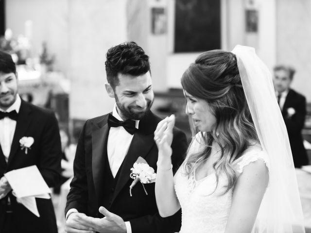 Il matrimonio di Alessandro e Alessia a Mira, Venezia 19