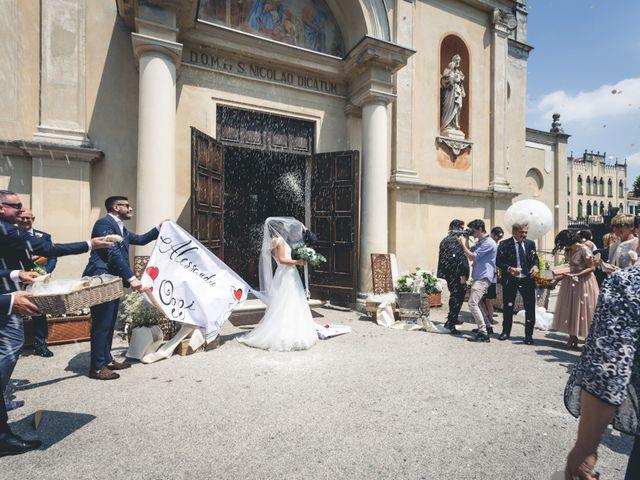 Il matrimonio di Alessandro e Alessia a Mira, Venezia 22