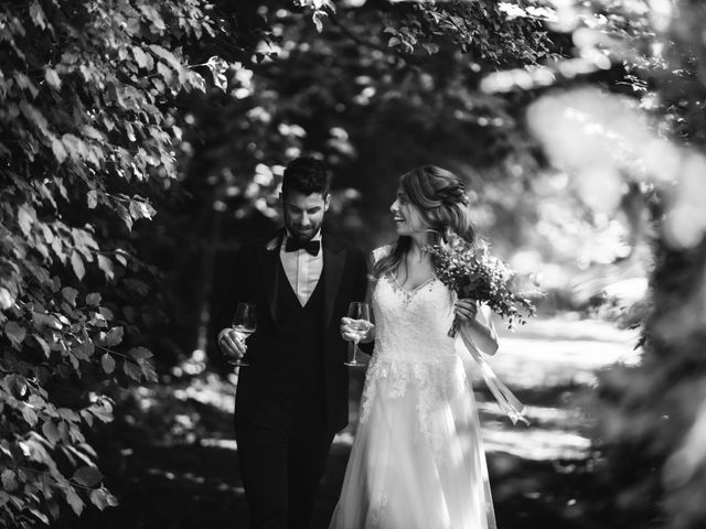 Il matrimonio di Alessandro e Alessia a Mira, Venezia 25