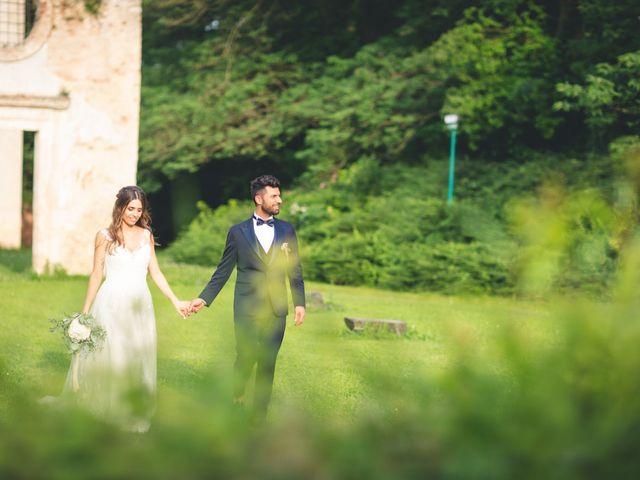 Il matrimonio di Alessandro e Alessia a Mira, Venezia 43