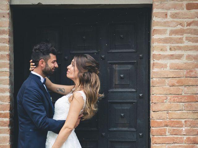 Il matrimonio di Alessandro e Alessia a Mira, Venezia 44
