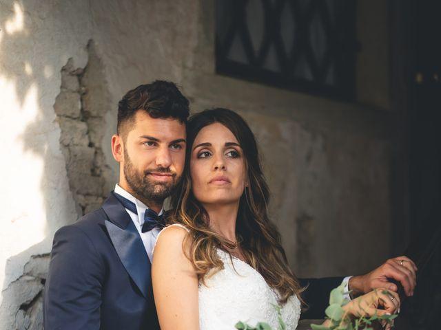 Il matrimonio di Alessandro e Alessia a Mira, Venezia 45