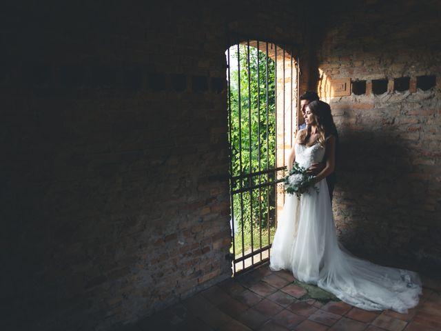 Il matrimonio di Alessandro e Alessia a Mira, Venezia 48