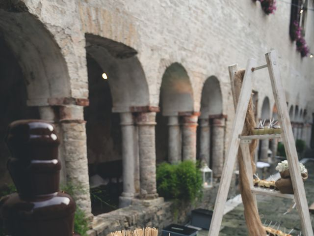 Il matrimonio di Alessandro e Alessia a Mira, Venezia 50