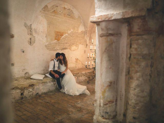 Il matrimonio di Alessandro e Alessia a Mira, Venezia 56
