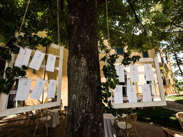 Il matrimonio di Mario e Giulia a Terricciola, Pisa 1
