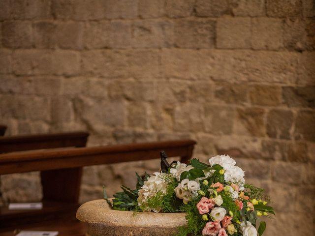 Il matrimonio di Mario e Giulia a Terricciola, Pisa 5