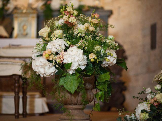 Il matrimonio di Mario e Giulia a Terricciola, Pisa 7