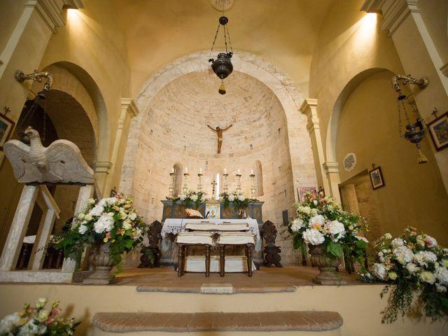 Il matrimonio di Mario e Giulia a Terricciola, Pisa 8